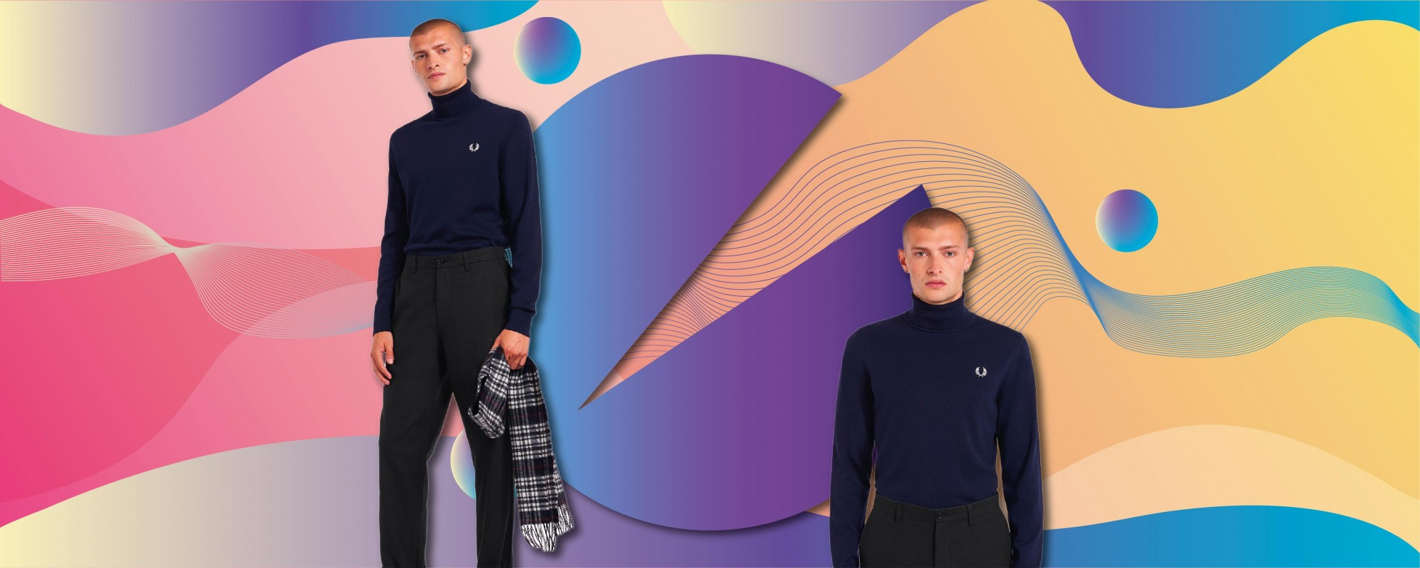 maglieria Fred Perry